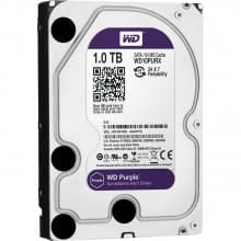 HDD 1Tb Western Digital Purple WD10PURX SATA 6Gb/s 64Mb 3,5""