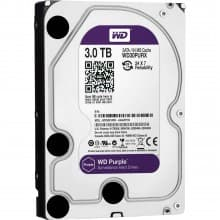 HDD 3Tb Western Digital Purple WD30PURX SATA 6Gb/s 64Mb 3,5""