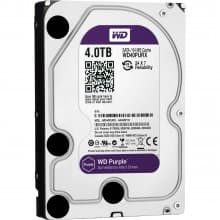 HDD 4Tb Western Digital Purple WD40PURX SATA 6Gb/s 64Mb 3,5""